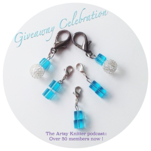 Stitch marker set  prize